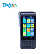 Telepower Newly Upgraded Fiscal Control Functions Handheld Barcode Scanner Printer TPS390