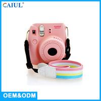 Decorative And Durable Fujifilm Cameras Rubber Slipper Straps