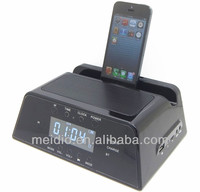 ceiling speaker with amplifier universal dock for tablet pc