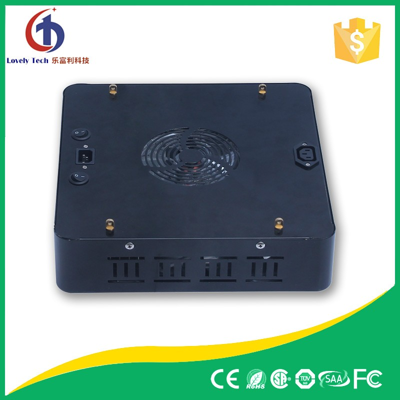 New design 600w led grow light globale grow with CE certificate