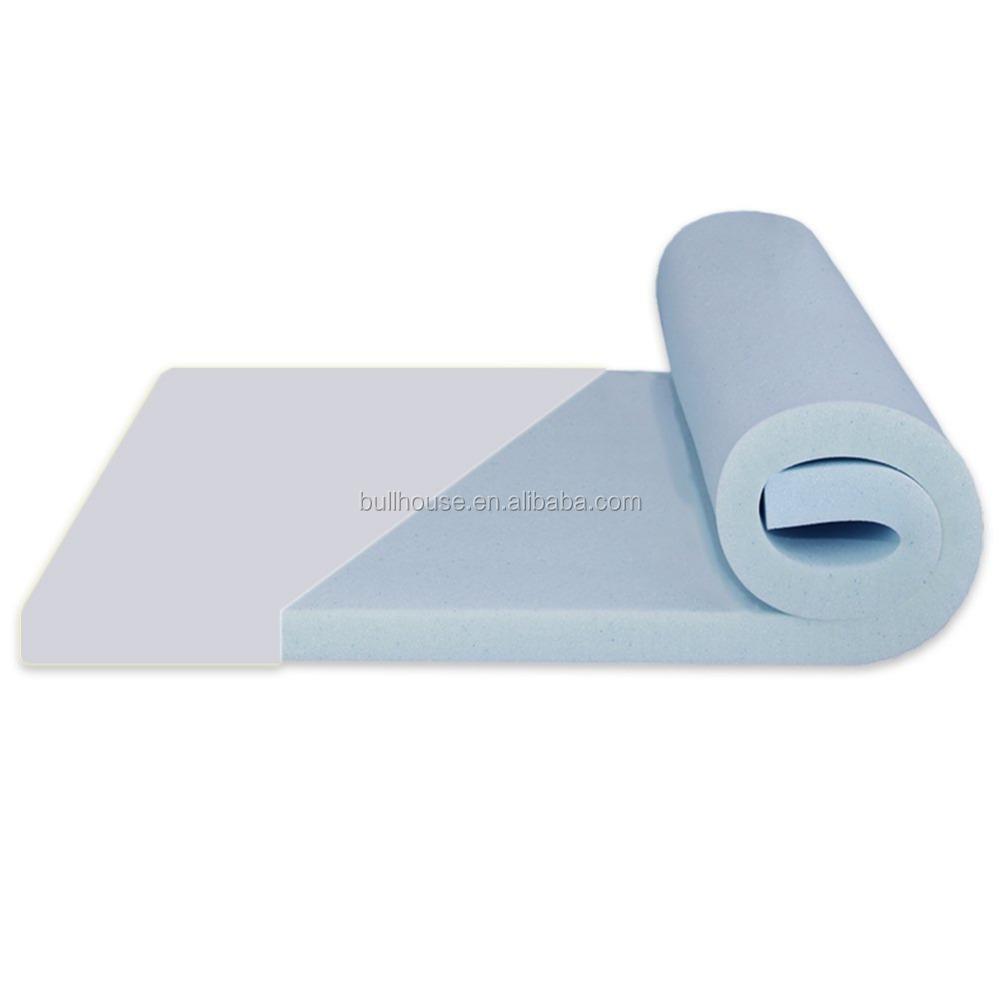 2 inch gel infused cool memory foam mattress topper - Jozy Mattress   Jozy.net