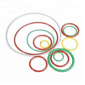 High Temperature Material EPDM/Viton/NBR/Silicone Rubber Seal O Ring