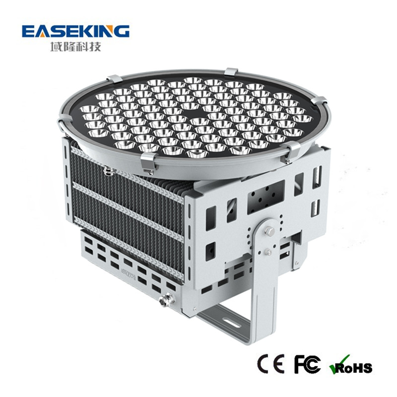 Hot sale IP65 high mast 500w <strong>flood</strong> led equivalent for football field high pole lamp