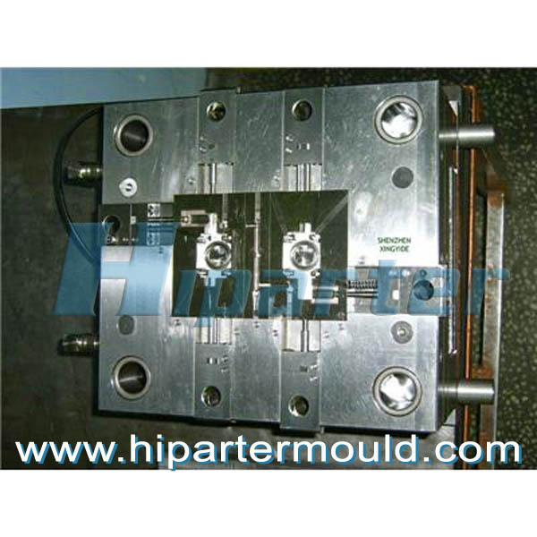 Phenolic part plastic injection mould