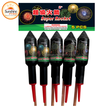 Assorted Rocket Sky Bottle Rocket Fireworks