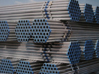 Large diameter galvanized steel spiral steel pipe / galvanized pipe on sale