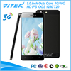 Electronics 5 inch HD IPS OGS Panel Android 3G Cheap Cell Phone From China