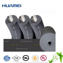Low K-Value thermal insulation nitrile rubber foam used for HVAC system
