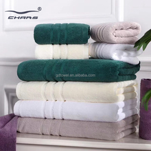 China supply in stock wholesale cheap price big size private lable custom soft luxury hotel 100% cotton bath towel towels