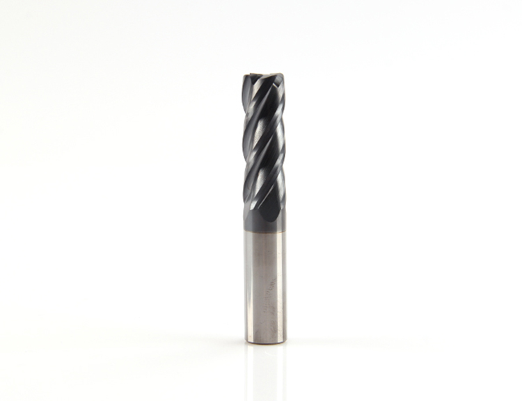 2/4 flutes square flat bottom end mill HRC45 tungsten <strong>carbide</strong> Solid <strong>Carbide</strong> End Mills Bits