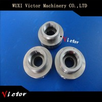 customized cnc machining / forging champion motor grader parts