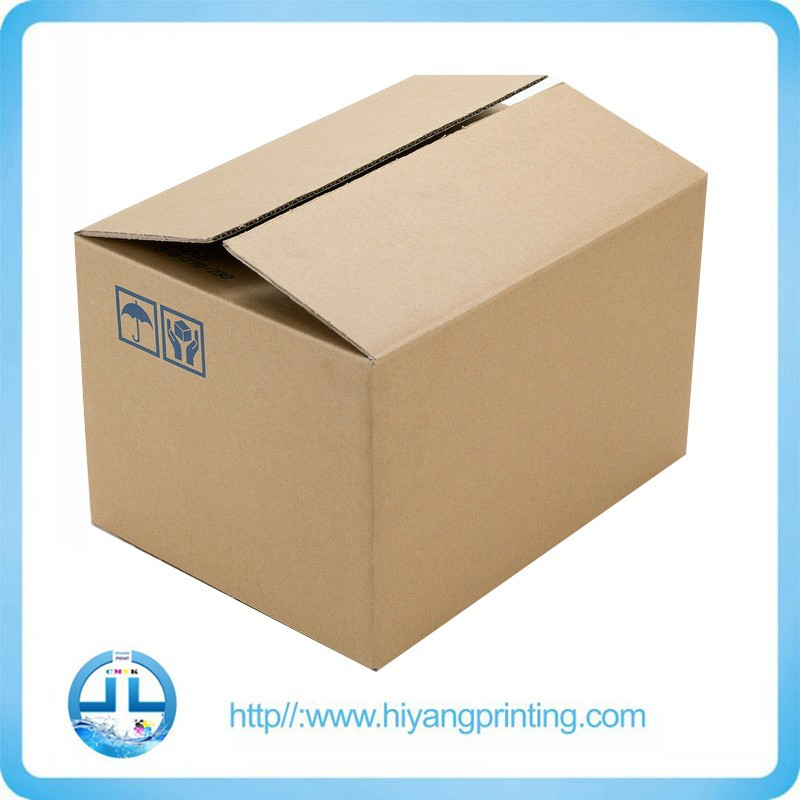 Heavy Hold Corrugated Shipping Carton Box, Corrugated Cardboard Paper Box