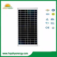 Polycrystalline silicon solar module small solar panels with factory price