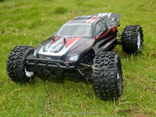 1/10th Remote Control RC Electric Powered Monster Truck