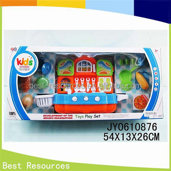 Childrens Kitchen Sets Cooking Toys For Girls