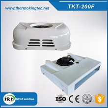 TKT Small Front Frozen Truck Refrigeration system