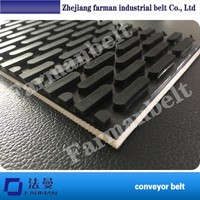 Industrial Belt Pvc Rubber Conveyor Belt Sanding Jointing For Press Machine