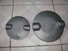 OEM Grey iron & ductile iron cast Factory price Dished Plate