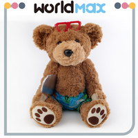 2016 10-50cm Personalized Teddy Bear Kids Gift
