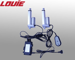 12V DC Motor XTL double controlled linear actuator hot sale