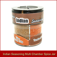 Indian Seasoning Mix In 4 In 1 Multi chamber spice pack 8 Gourmet Spice Gift Collection