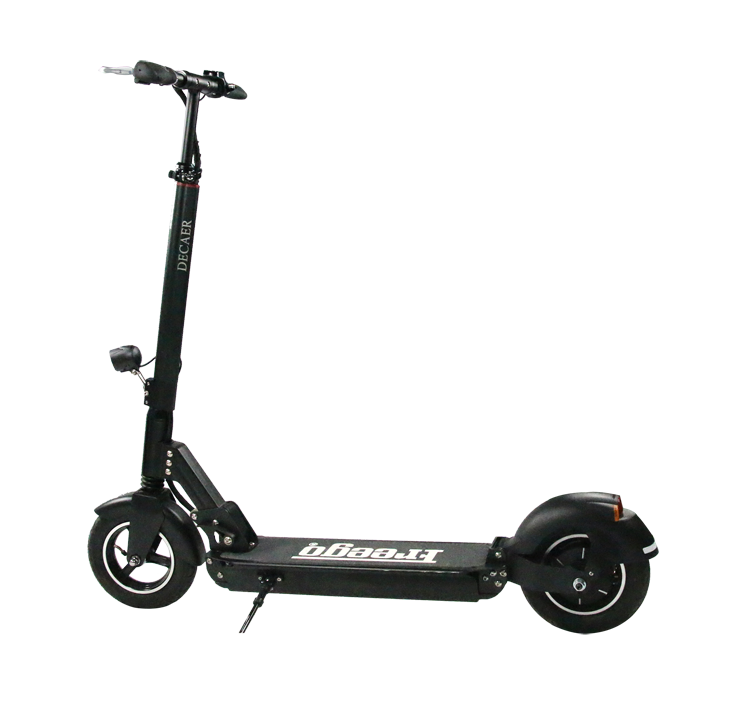 Off Road All Conditions High Speed Motorcycle 500W 10 Inch Wheel Adult Stand Ride <strong>Electric</strong> Kick Scooter