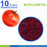 GMP factory supply lycopene extraction from tomato