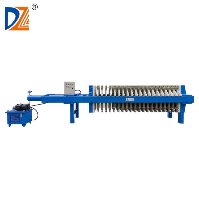 DZ Quick Open Automatic Chamber Filter Press