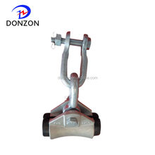ADSS preformed dead end clamps / strain clamps / suspension clamps