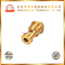 OEM CNC Machining Hot Forging Brass parts with high quality