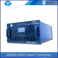 microwave transmitter and receiver