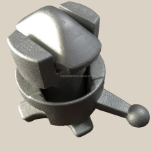 Trailer Container Twist Lock with Steel Casting Parts