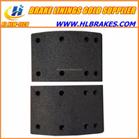 ceramic brake linings FMSI 4524for MACK