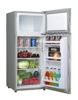 BCD-102 double door refrigerator