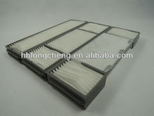 nonwoven fabric for air filter