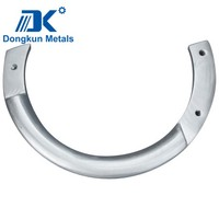 aluminum machining ring for parts