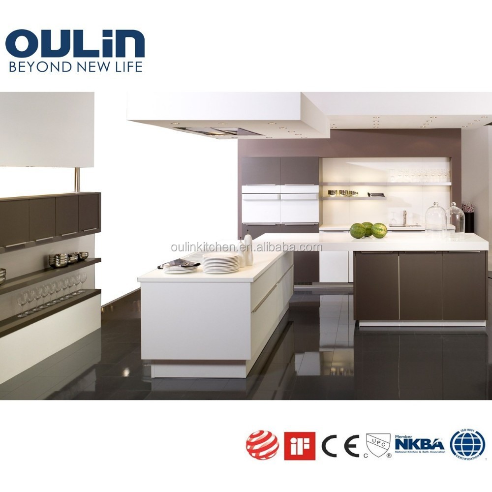 2 pac mat wit eiland keukenkasten met goedkope prijs for 2 pac kitchen cabinets