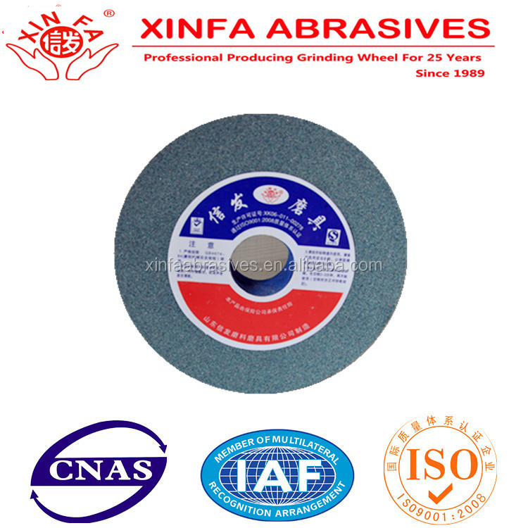 Ceramic Bonding Agent and Corundum Abrasive Grinding Wheel