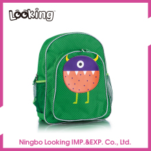 Green Kids School Backpack Bags