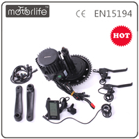 MOTORLIFE SUPPLY 48V 1000W 8fun motor electrico 1kw para bicicletas
