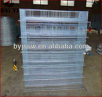 High Quality Quail Battery Cages Automatic Quail Cage Design