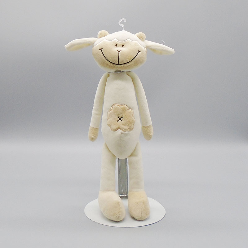 OEM 2017 New Alive Plush Sheep in standing shape