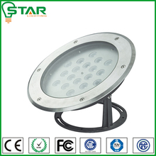 18*1w astral decorative led underwater light for swimming pool