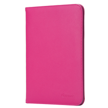 handheld bookstyle flip leather cover for ipad mini 4