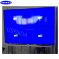 Excellent good quality 46inch video wall screen 4K 2160P led backlight seamless tv wall with DP ports connect