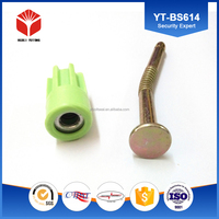 bend container bolt seal,copperized bolt seal,sea container seal YT-BS614