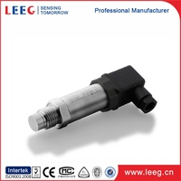 Stable quality hydraulic lubrication pressure transducer