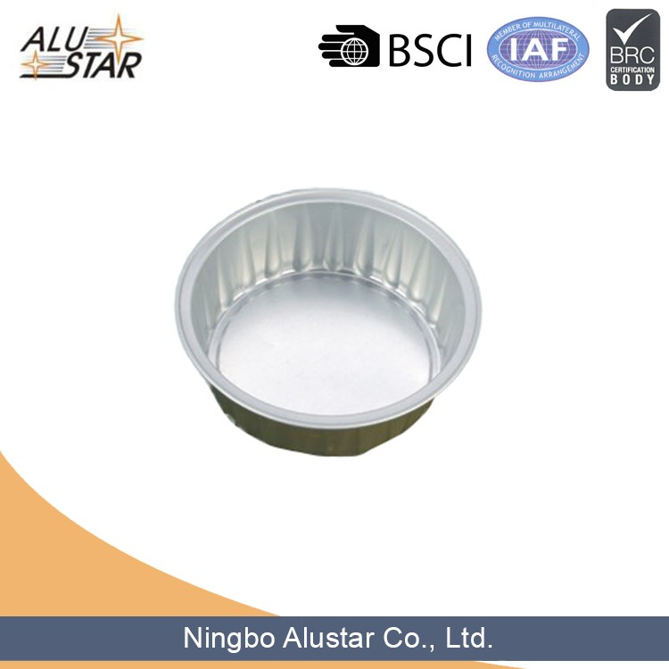 wholesale customized good quality aluminum foil baking cups,aluminum foil cup,high quality aluminum foil container