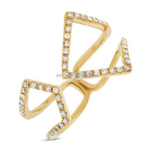 wholesale fashion women jewelry 14 karat one gram gold ring for men