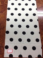 100%polyester, dot chiffon,georgette,high strength fabric,breathable